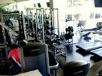 Common Work out Room