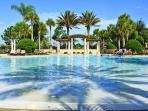 Windsor Hills pool area