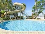 Windsor Hills pool slide