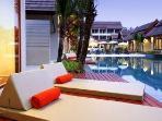 Pool Access Terrace Villa