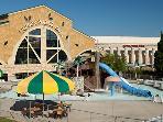 Wisconsin Dells Waterpark Vacation