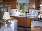 Wind Song's kitchen
