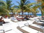 Jan Thiel Beach. Really relaxing!