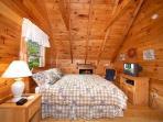 2 Bedroom 2 Bathroom Log Cabin Pigeon Forge TN
