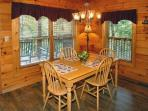 Family Dining Buddy Bear Sherwood Forest