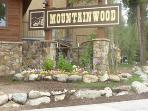 Mountainwood Front Entrance