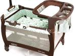 GRACO CRIB & PLAYGROUND AVAILABLE