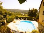 Jolie maison de Dordogne avec piscine chauffée privée