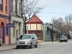 Downtown Frankfort