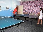 Ping Pong and Billiards