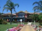 Los Aqueros Golf Club Clubhouse