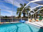 Villa White Paradise - Gulf access, heated pool