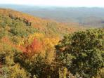 Fall Colors in the Mountains