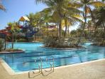 Beach Club: A Wonderful Lap Pool and other expansive areas for all to enjoy the waters.