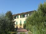 Tenuta Colsereno Vacation Rental in a Beatiful Tuscan Landscape