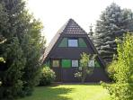 Vacation Home in Waldbrunn (Baden-Wuerttemberg) - 732 sqft, comfortable, quiet, active (# 4409)