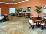 Club House Meeting Area