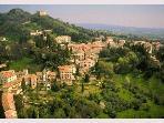 Asolo village