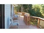 Expansive Second Floor Deck Overlooking Marsh Views