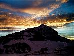 Take in Sunsets Over the Slopes