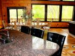 More than the dinning room table can hold? Extra seats for extra guests.