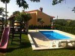Villa Semy is located in quiet village in the heart of Istria, perfect for relaxed holidays you need
