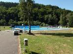 Swimming pool in Rožnov-5km