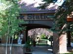 Park Station exterior