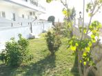 Beautiful landscape gardens