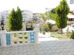 Complex set in well kept landscaped gardens