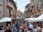 Market in the Street