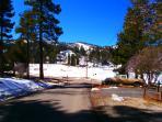 Bear Mountain Resort down the hill