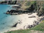 Housel Bay - 10 minute drive from barn