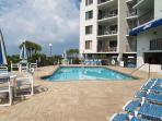 Beachfront vacation rental at Caprice on St Pete Beach Florida