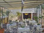 Maslinica , Hotel Martinis-Marchi restaurant
