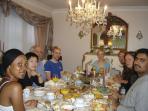 Guests' Activities, breakfast!