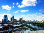 Downtown Nashville and all it's Happenings...Just a Song Away