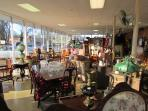 Antiquing minutes from the house, Antique distrist in Goodlettsville