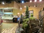 A favorite place to eat, Chefs Market rated #1 caterer in Nashville, minutes from the house.