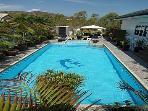 Luxury Tropical Private Salt Water Pool/Spa Villa
