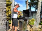 Oceanside BBQ Area