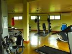 Fully Equipped Gym at exclusive Club House