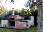 BBQ and Wood Oven facilities