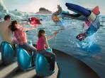 The Futuroscope theme park