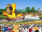The Puy du Fou, a Historical Attraction Parc for kids and adults