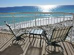 Fall Special! Only $199/nt! Lovely 3/3 gulf front condo at Belle Mer!