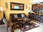 Beatuifully Decorated Condo With Custom Painting