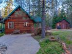 cabin & bunk house
