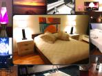 1 Bedroom Luxury Riverfront Suite + Bar (3-month stay)