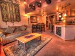 TL504 Telemark Lodge 1BR 2BA Romantic Getaway - West Village